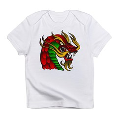 Chinese Dragon Infant T-Shirt