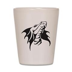 Dragon Head Shot Glass