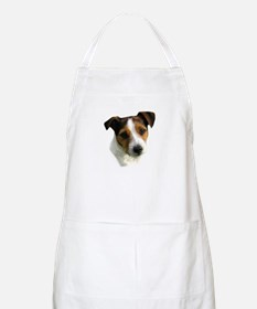 Jack Russell Watercolor BBQ Apron