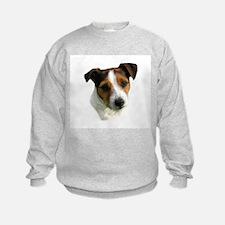 Jack Russell Watercolor Sweatshirt