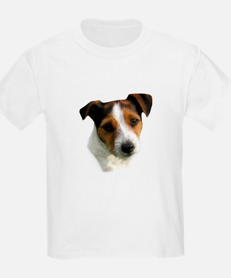Jack Russell Watercolor Kids T-Shirt