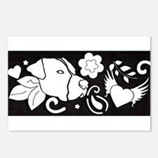 Tattoo Strip Postcards (Package of 8)