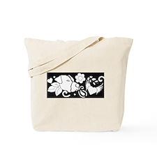 Tattoo Strip Tote Bag