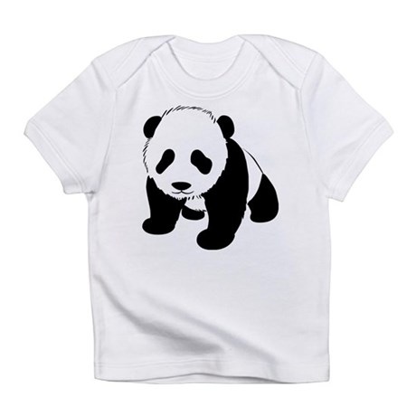 Cute Baby Panda Infant T-Shirt