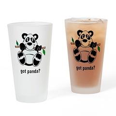 Got Panda? Pint Glass