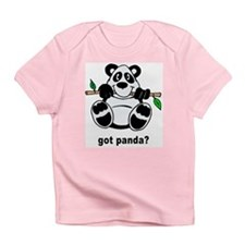 Got Panda? Infant T-Shirt
