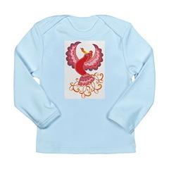 Phoenix Long Sleeve Infant T-Shirt