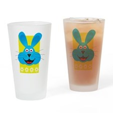 Rabbit Pint Glass