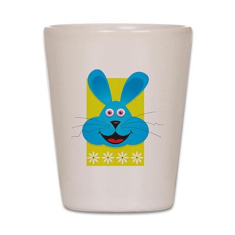 Rabbit Shot Glass