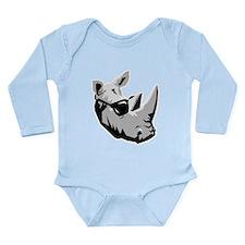 Cool Rhinoceros Onesie Romper Suit