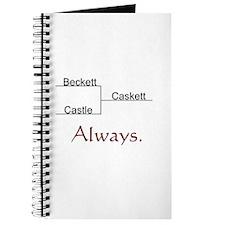 Beckett Castle Caskett Always Journal