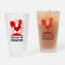 Year Of The Rooster Pint Glass