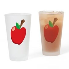 Apple Pint Glass