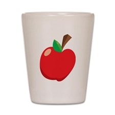Apple Shot Glass