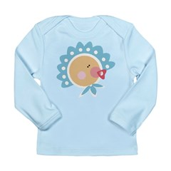 Baby Sucking Long Sleeve Infant T-Shirt