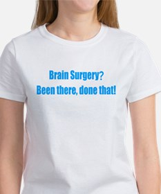 Funny Brain Surgery Tee
