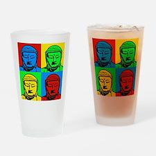 Buddha Art Pint Glass