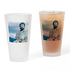 Buddha Pint Glass