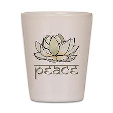 Lotus Shot Glass