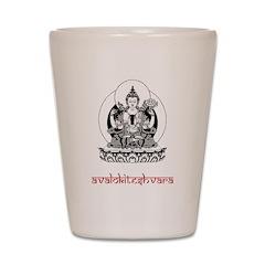 Avalokiteshvara Shot Glass