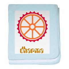 Dharma baby blanket