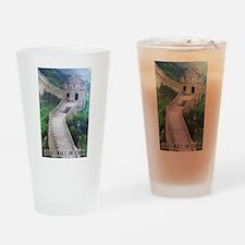 Great Wall Of China Pint Glass