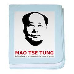 Chairman Mao baby blanket