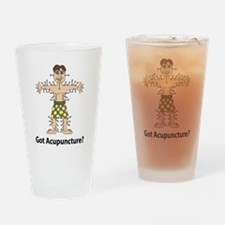 Got Acupuncture? Pint Glass