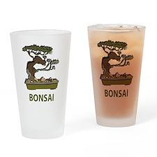 Bonsai Pint Glass