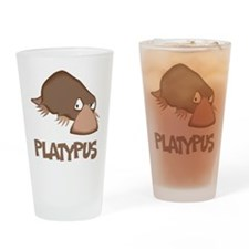 Platypus Pint Glass