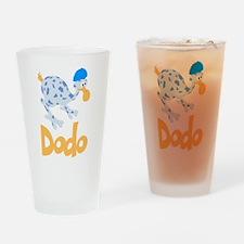 Cute Dodo Pint Glass