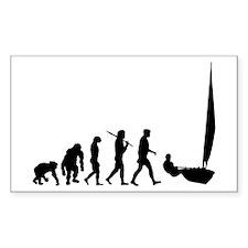 Sailing Evolution Decal