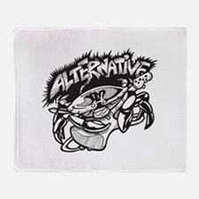 Alternative Music Throw Blanket