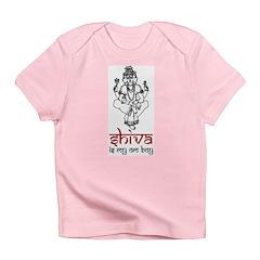 Shiva Is My Om Boy Infant T-Shirt