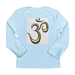Golden Om Long Sleeve Infant T-Shirt
