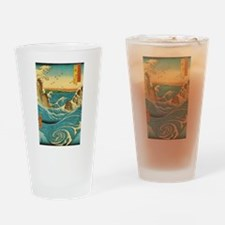 Hiroshige Navaro Rapids Drinking Glass