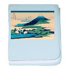 Unique Japan baby blanket