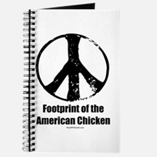 Footprint of the American Chicken Journal