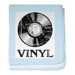 Vinyl baby blanket
