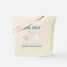 Unique Disc golf funny Tote Bag