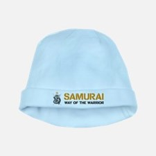 Samurai baby hat