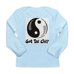 Got Tai Chi Long Sleeve Infant T-Shirt