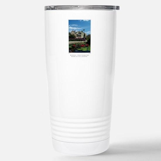 Cute Lilly Travel Mug