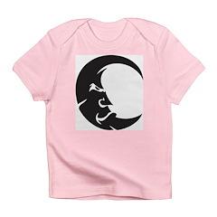 Tribal Moon Tattoo Infant T-Shirt
