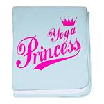 Yoga Princess baby blanket