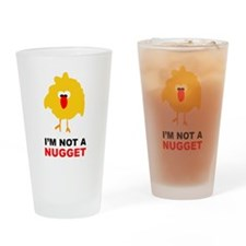 I'm Not A Nugget Pint Glass