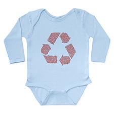 Recycle Onesie Romper Suit