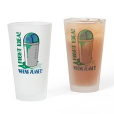 Save The Earth Pint Glass