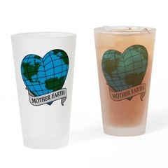 Mother Earth Pint Glass