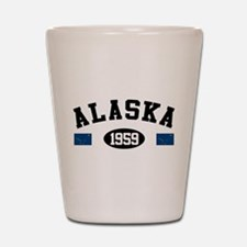Alaska 1959 Shot Glass